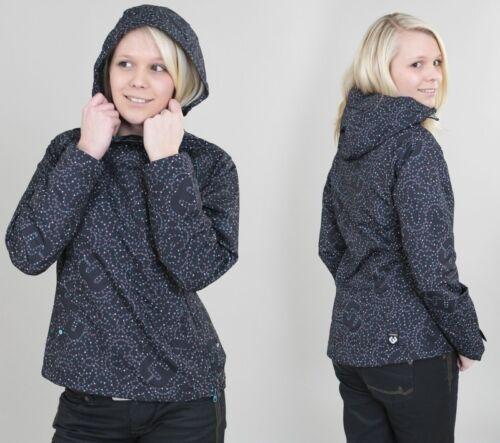 Größen S Ragwear Jacke Blond D Black Triang NEU ! L