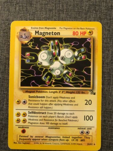 Pokemon Fossil Set99 Wizards of the CoastCards You Pick!