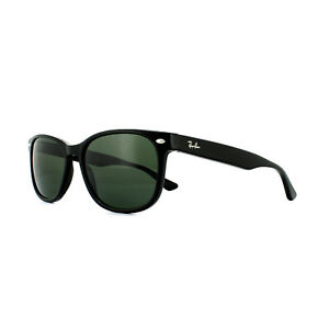 6dfb08c0829 Image is loading Ray-Ban-Sunglasses-RB2184-901-31-Black-Green