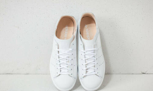 e9079569edd71 4 of 10 Adidas Originals Stan Smith Leather Lea Sock CQ3031 Triple White  Mens 10.5 Shoes