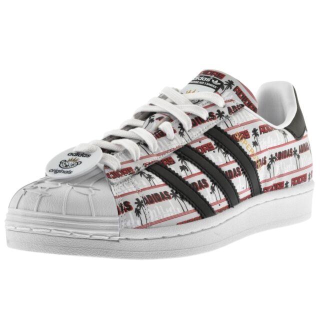 059d84dd9986 Adidas Originals Superstar Nigo Trainers Size UK 10 Brand New In Box EU 44  2