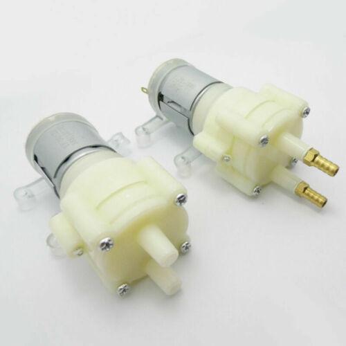 12V Mini Wasser Wasser Pumpe Wasserpumpe Trinkwasserpumpe Frischwasser Pumpe Neu
