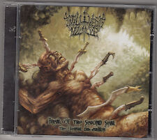 STILLNESS' BLADE - break of the second seals / the eternal damnation CD