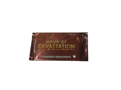 Hour Of Devastation Standard Showdown Promo Pack