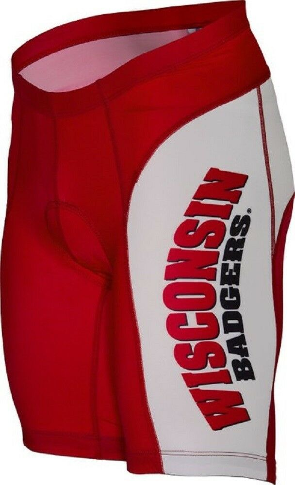 NCAA para para para Hombre Adrenaline promociones Wisconsin Badgers Culote e5a119