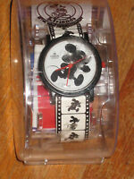 Disney's Mickey Mouse Lorus Quartz Watch Brand