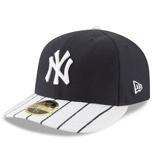 cb33b1446555c New York Yankees Mens New Era Diamond Era 59FIFTY Cap Fitted Hat ...