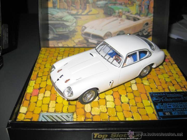 OFFER TOP-7025 Pegaso Z102 Berlinetta Touring Panamerica only 300 und TOP SLOT