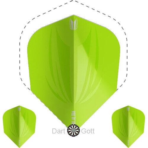 100 Mikron Dartflights TARGET Flights Pro.Ultra ID Ten-X Flightform