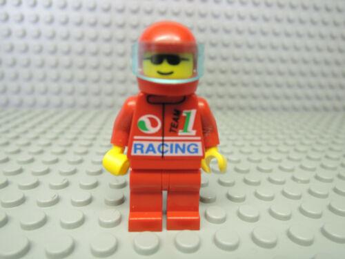 Lego Figure Town Racer Red Jacket Racing 1 oct030 6484 6424