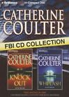 Catherine Coulter FBI CD Collection: Knockout, Whiplash by Catherine Coulter (CD-Audio, 2014)