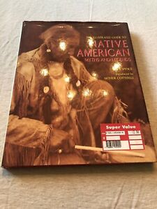 Native-American-Myths-and-Legends-by-Lewis-Spence-1993-Hardcover