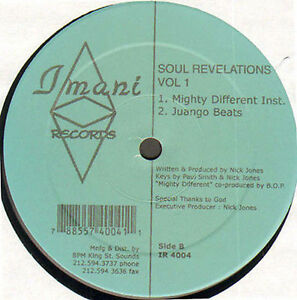 Jones-de-Nick-Soul-Revelaciones-Vol-1-1998-Imani-Usos-IR-4004