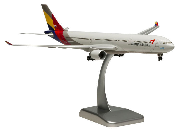 Asiana Airlines-Airbus a330-300 - 1 200 - Hogan Wings Modèle Neuf 4999 a330