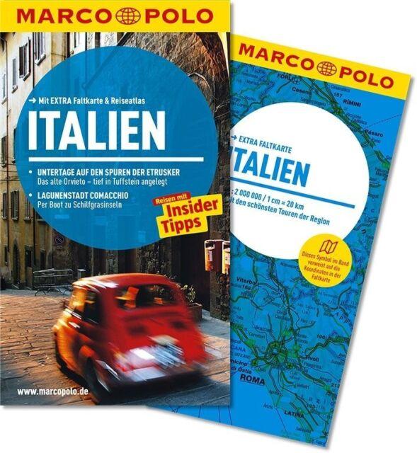 !! Italien Rom UNGELESEN Reiseführer mit Karte 2013 Marco Polo