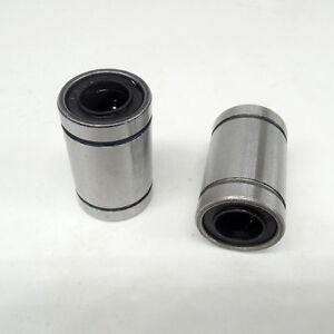 Qty.50 LM3UU linear motion ball bearings 3x7x10 mm LM3 linear bearing