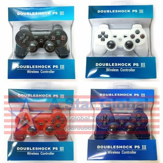 wireless ps3 controllers