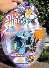 1997 TOY BIZ  Marvel Comics Silver Surfer Raze w/Cosmic Shield Blaster  MOC