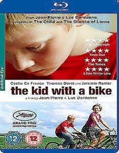 The-Kid-con-un-Bicicletta-Blu-Ray-Nuovo-Blu-Ray-ART037BD