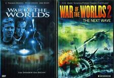 WAR OF THE WORLDS 1 & 2: H. G. Wells - C. Thomas Howell - NEW 2 DVD