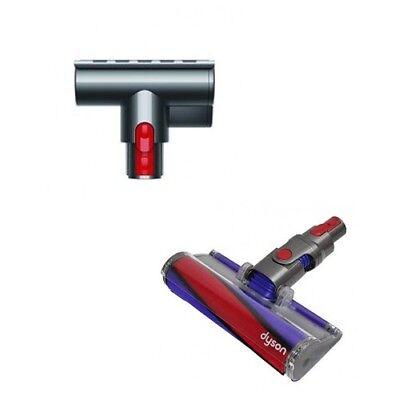 Dyson V8 V7 Cleaner Head Fluffy Soft Roller Hardwood