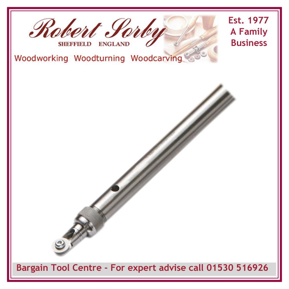 ROBERT SORBY RSTM-SCT1 Turnmaster Shank with Round Tungsten Carbide Cutter