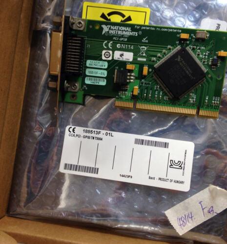 National Instrumens NI PCI-GPIB card 778032-01 NEW