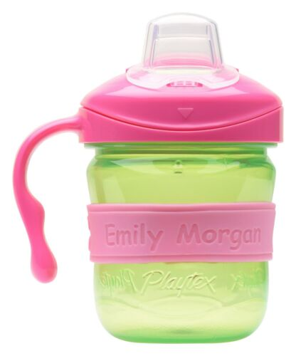 PACK of 2 Personalized Sippy Cup Labels /& Baby Bottle Labels
