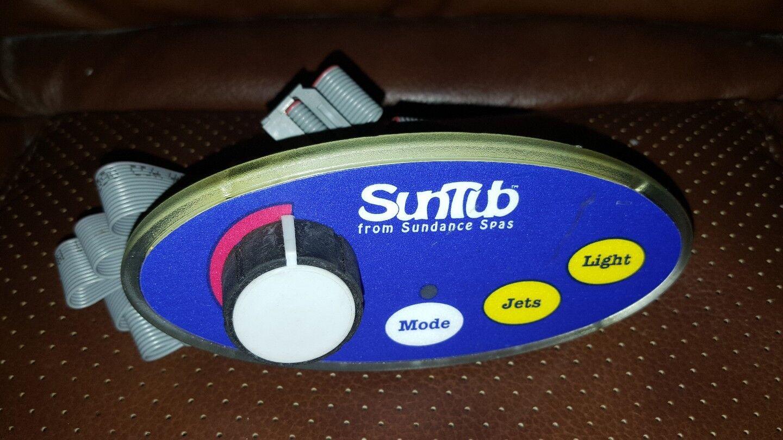 Sundance ® Jacuzzi ® Spas Panel suntub ® SV dv-parte no. 6600-051