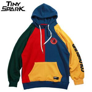 hoodie homme streetwear