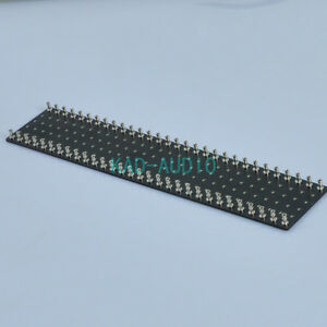 1pc-60x300mm-Terminal-Turret-Tag-Board-60lug-Guitar-Amp-DIY-Point-to-Point-New