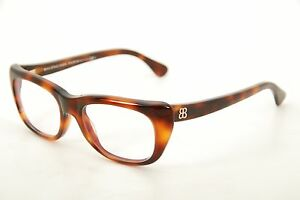 591a113c17 Image is loading New-Authentic-Balenciaga-BAL-0145-05L-Havana-50mm-