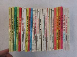 Lot-of-26-Johnny-Hart-B-C-Comics-Fawcett-Gold-Medal-Paperbacks