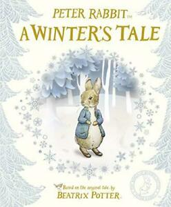 Peter-Rabbit-A-Winter-039-s-Tale-by-Potter-Beatrix-NEW-Book-FREE-amp-FAST-Delivery