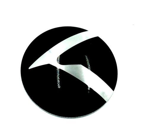 "LODEN BRAND /""K/"" Shift Knob Emblem Overlay Metal FOR KIA OPTIMA 2011 2012 2013"