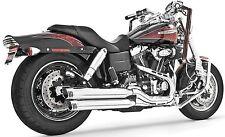 Freedom Performance - HD00316 - 3 1/4in. Racing Slip-On, Chrome~