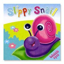 Slippy Snail (Wobbly Eyes), , New Book