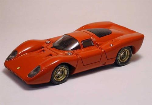Ferrari 312 P Coupe 1969 rojoFerrari 312 P Coupe 1969 rojoAuto Diecast