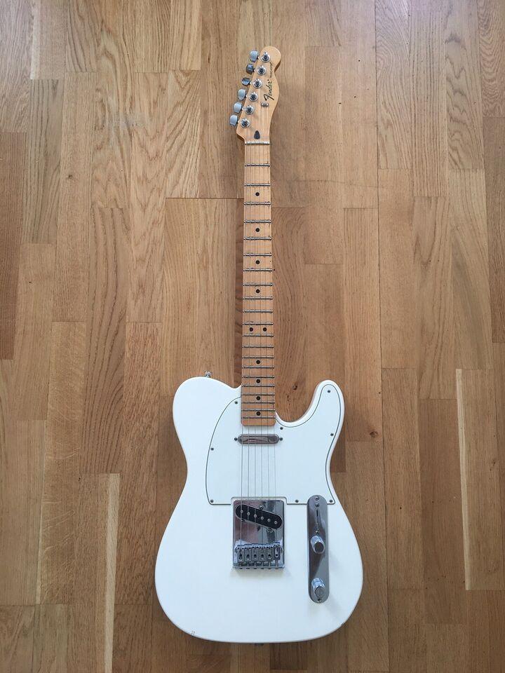 Elguitar, Fender (Mex.) Telecaster