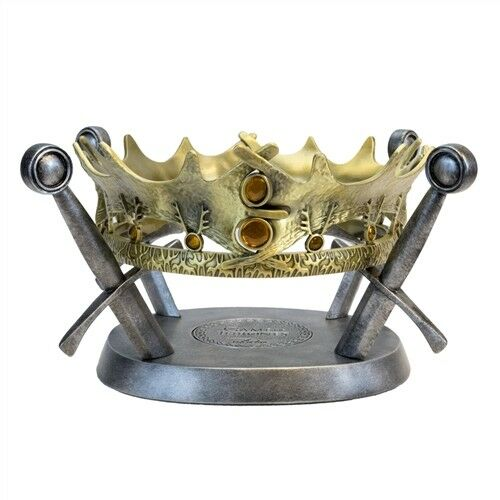 GAME OF OF OF THRONES - Royal Crown of Baratheon Prop Replica (Factory Entertainment) b0d64e