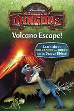 A Stepping Stone Book(TM): School of Dragons No. 1 : Volcano Escape! by...