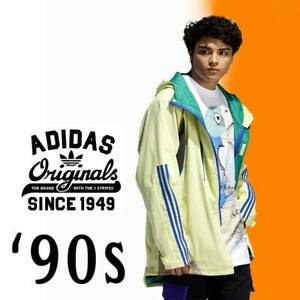 ADIDAS ORIGINALS ALLTIMERS JACKET HOODED RUGGED SKATEBOARD SNOWBOARD  M L