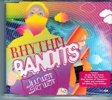 (DO520) Junior Senior, Rhythm Bandits - 2003 CD