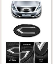 3D Concepto Emblem 3pc SET(Front+Rear+Steering) for Hyundai Veloster