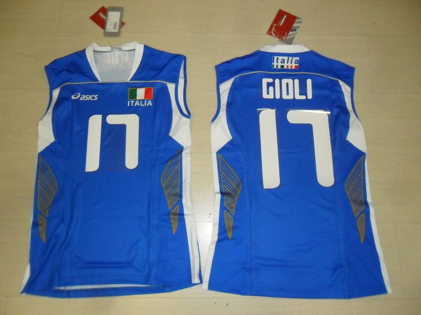 GRÖßE M GIOLI FIPAV ITALIEN ITALY VOLLEYBALL T-SHIRT OLYMPIADE OLYMPIADE OLYMPIADE DAMEN c0ab3e