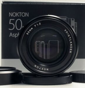 Voigtlander-50mm-f-1-2-Nokton-Aspherical-Sony-E-Mount-Lens