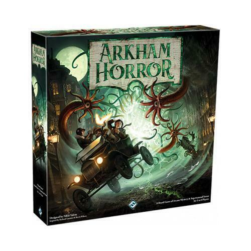 Arkham Horror (Third Edition)  - Boardgame Fantasy Flight Games
