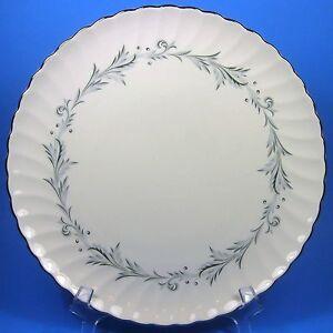Syracuse China Silhouette SONATA Dinner Plate (s) USA | eBay