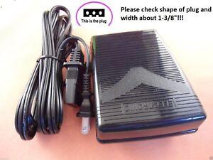 Foot Control Brother XL781,XL791,XR16,XR21,XR23,XR27,XR29,XR31,XR33,XR34,XR35