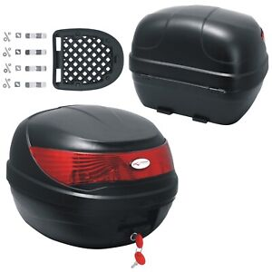 Motorcycle-Scooter-Top-Box-Tail-Helmet-box-Luggage
